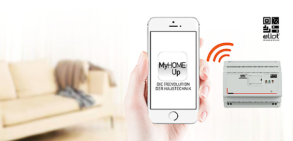 MyHOME / MyHOME_Up bei Elektro Steber GmbH & Co. KG in Weil
